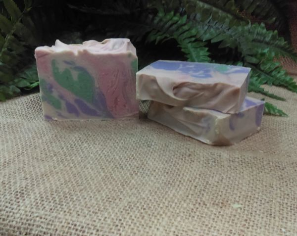 Magic Carpet Ride (Nag Champa) Handmade Soap