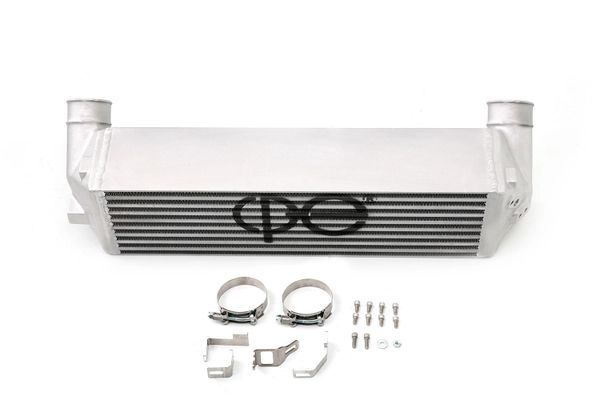 Ford Mustang Ecoboost 2.3L cp-e Core Front Mount Intercooler Kit with Titan Finish