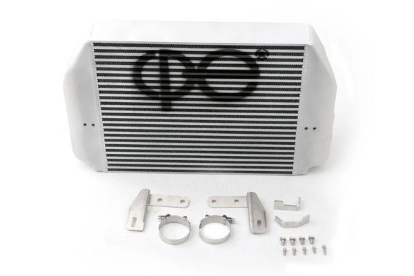 Ford Mustang Ecoboost 2.3L cp-e Race Core Front Mount Intercooler Kit with Titan Finish