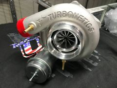 Ecoboost Mustang Turbonetics Precision Turbo Drop-In NX2 PTE turbocharger