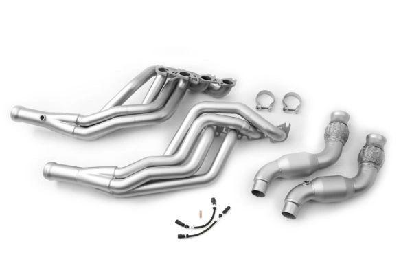 LTH Long Tube Headers S550 Ford Mustang GT 5.0L V8 Coyote Long Tube Headers