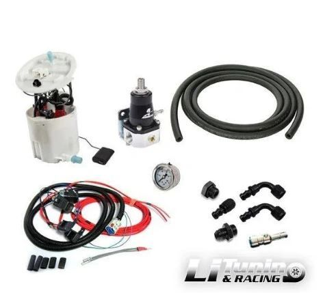 Li Tuning & Racing Return Style Fuel System for Coyote Mustangs