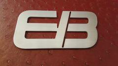 "EcoBeast ""EB"" Fender Emblems"