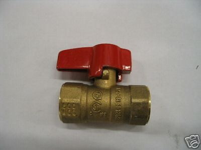 M939 5 TON 900 SERIES AIR LINE BALL VALVE 285172, 4820-00-420-5499 NOS