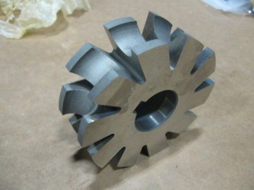 """CONCAVE MILLING CUTTER 7/8"""" x 4"""" x 1-1/4"""" NEW"""