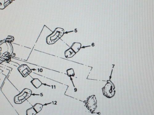 m1008 m1009 instrument cluster lens 25022883  6220
