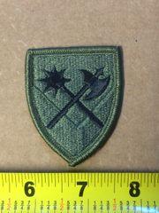 US ARMY 194TH ARMORED BRIGADE MIL-DTL-14652B NOS
