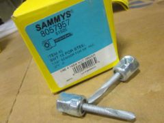 25 SAMMYS 8057957 SIDEWINDER FOR STEEL 3/8-16X12-24X11/2 TEK 5 NEW