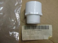"NIBCO 1-1/4"" PVC PIPE COUPLER NEW"