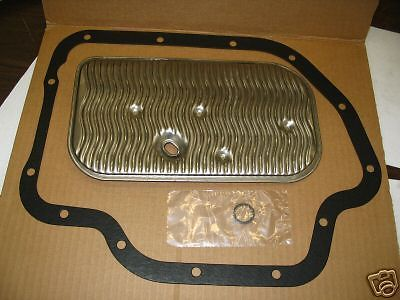 M998 HUMMER TRANSMISSION PAN PARTS KIT 6737741, 4330-01-121-6350 NOS