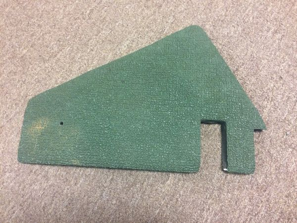 M998 OUTER, UPPER, L.H INSULATION PANEL 12338830 NOS