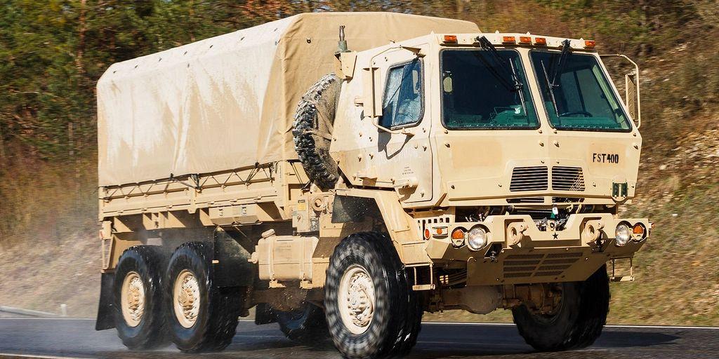 Equipment Parts Sales, Military Vehicle Surplus Parts