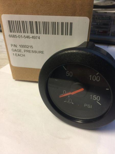 MRAP PRESSURE INDICATING GAGE 1000215, 6685-01-546-4974 NOS