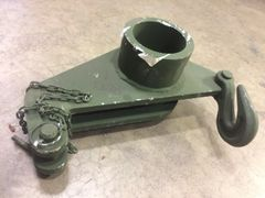 M977 HEMTT L.H. TOW HOOK ASSEMBLY 1481890W, 2590-01-226-3351 NOS