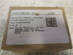 1 GENERAL ELECTRIC 3ARR3FJ10EE3 RELAY NOS