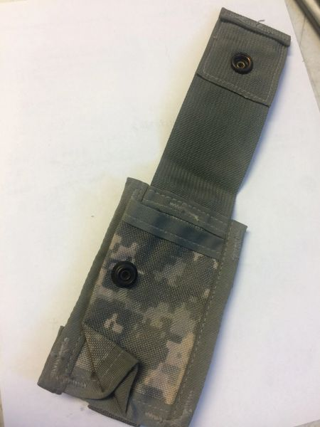 40MM MOLLE 11 HIGH EXPLOSIVE SINGLE POUCH 8465-01-524-7625 NEW