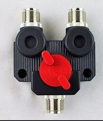 HARVEST COAXIAL SWITCH, 2-POSITION, CX-210 NOS