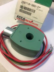 ASCO RED HAT REPLACEMENT COIL 238710-902-D NEW