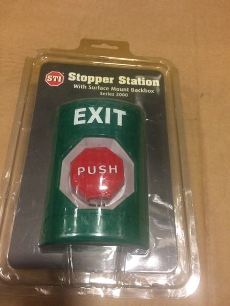 STI STOPPER STATION 2000 SERIES MODEL SS-2105X NEW