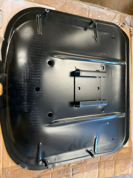 M916 DRIVERS SEAT PLATE 25996-806, 2540-01-148-2626 NOS