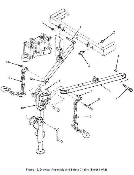 M101 BRACKET AND FLUNGER ASSEMBLY 11675105 NOS