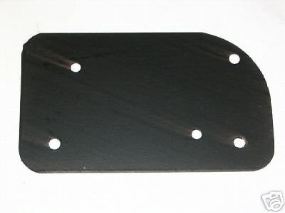 M998 HUMMER RH HOOD COVER ACCESS 5579675, 12338884, 5340-01-211-7436 MILITARY NOS