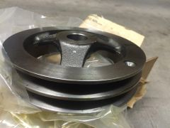 DETROIT DIESEL OR SIMILAR BRAND PULLEY AIR COMP DRIVE 53/71/91 SERIES 5177236, 3020-01-531-7289 NOS