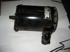 M151 ENGINE GENERATOR 100 AMP, 11640180, 2920-00-167-8549 NOS