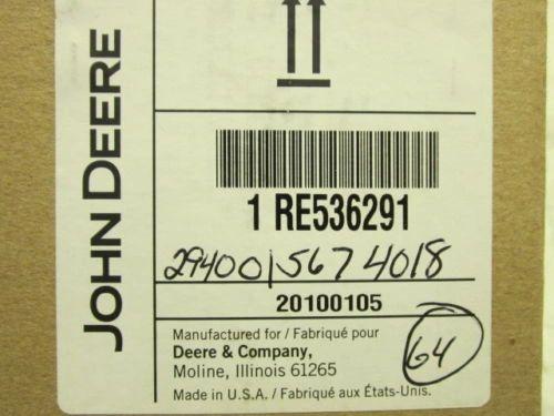 JOHN DEERE FUEL FILTER ELEMENT RE536291 NOS