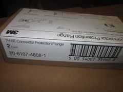 3M FLANGE TH-6E CONNECTOR 80-6107-4808-1 NEW