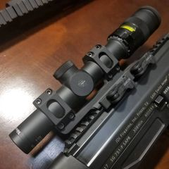 Trijicon TR24 in ADM mount - used *SOLD*