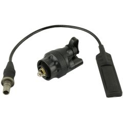 "Momentary switch / Dual switch TAIL CAP 7"" CABLE"