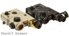 Zenitco Perst 3 Green+ / IR Laser / IR illuminator
