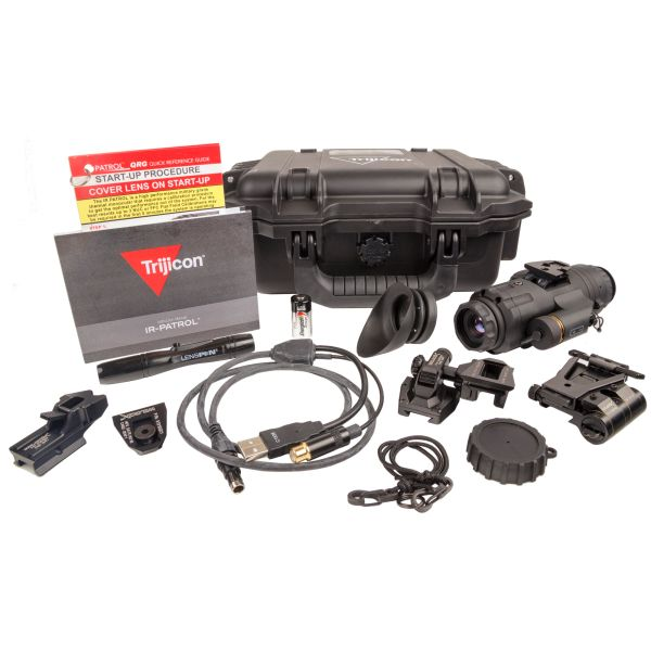 Trijicon IR Patrol M300W-TK Multi-Use Thermal Monocular Tactical Kit