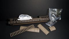 "Daniel Defense RIS 2 FSP M4A1 12"" NEW"