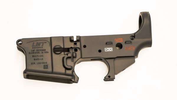 LMT MARS LOWER - FULL AUTO MARKED/MILLED
