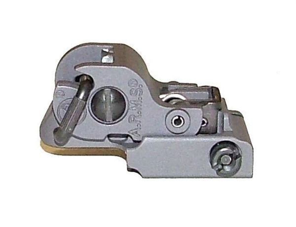 A.R.M.S. #40 Stand Alone Flip-Up Rear Sight