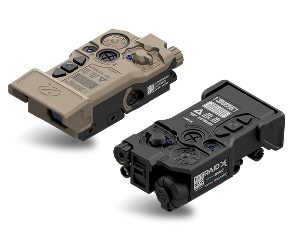 Wilcox RAID-Xe (Full power AND Eye safe models)