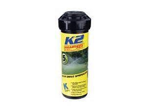 K2 Gear driver sprinkler