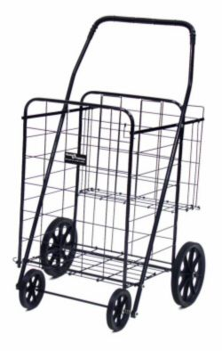 Jumbo Shopping Cart Plus