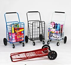 Sunny Super Swivler Shopping Cart