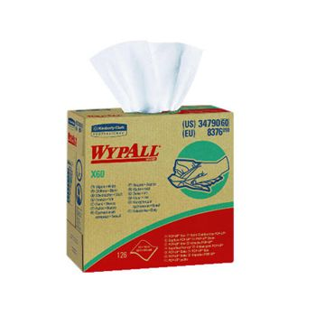Wypalls , Kimberly Clark Professional X60 Wipers