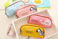 Zoo Animal Pencil Case