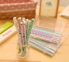 S023-10 Pcs. Multi Colors Colorful Gel Ink Pen Set