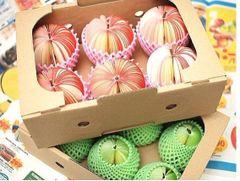 S019-Fruit style mini memo