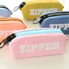 P006-BIG zipper pencil case