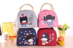 B007-Cute Lunch Bag