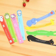 S001-Colorful Animal Ruler