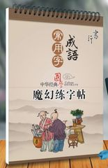 W005-Chinese Idioms MAGICAL WORK BOOK