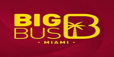 Big Bus Miami ho on hop off sightseeing services